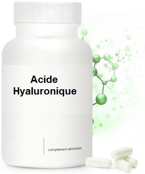 Acide hyaluronique issu de biotechnologie