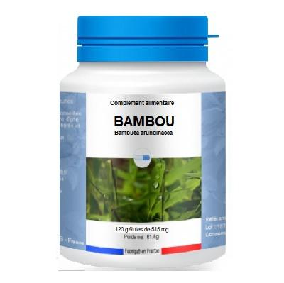 Bambou Extrait (120 gélules)