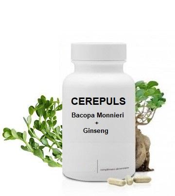Cerepuls (423 mg / 60 gélules)
