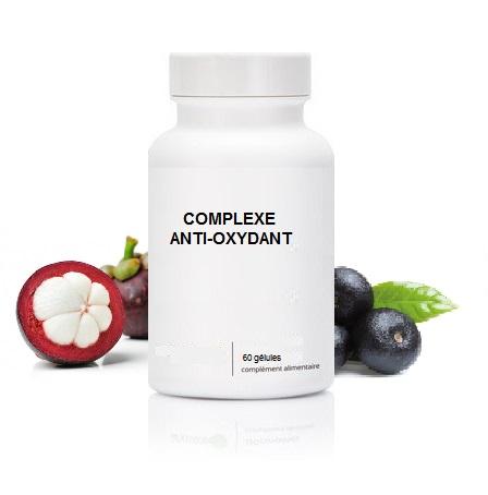 Complexe Antioxydant (60 ou 120 gélules)