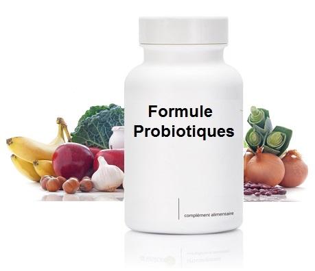 Formule probiotiques