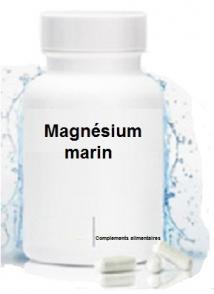 Magnesium marin 30 gelules 1
