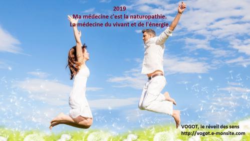 Naturopathie 2019